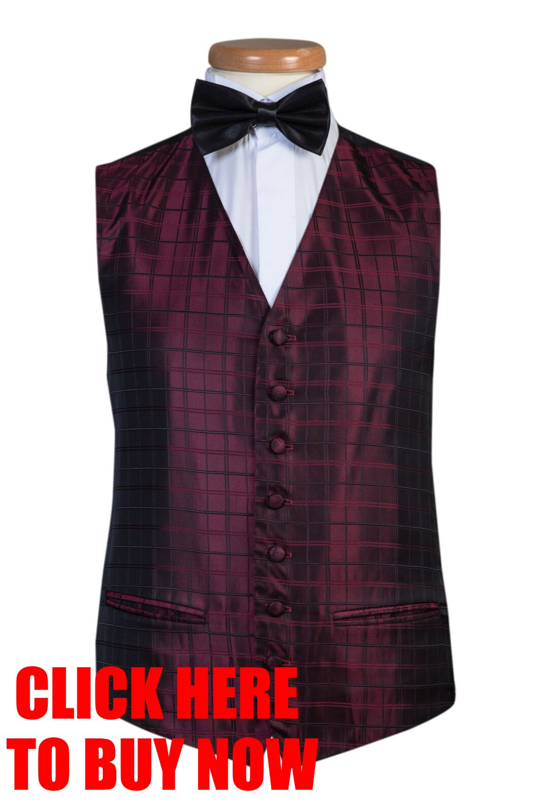 MENS-AND-PAGE-BOYS-PURPLE-PLUM-TARTAN-CHECK-PARTY-WEDDING-DRESS-WAISTCOAT